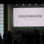Eventstrom für VW Hauptversammlung